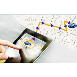 دزدگیر ماهواره ای GPS فابریک ال 90 L لوگان