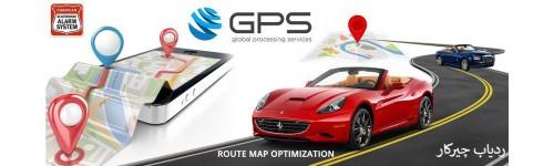 GPS,ردیاب خودرو